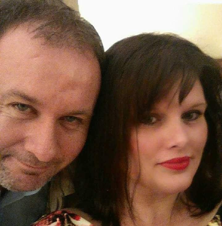 Hannah and Tom McCarthy